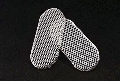 #12469 - Aluminum Brake Duct Screens