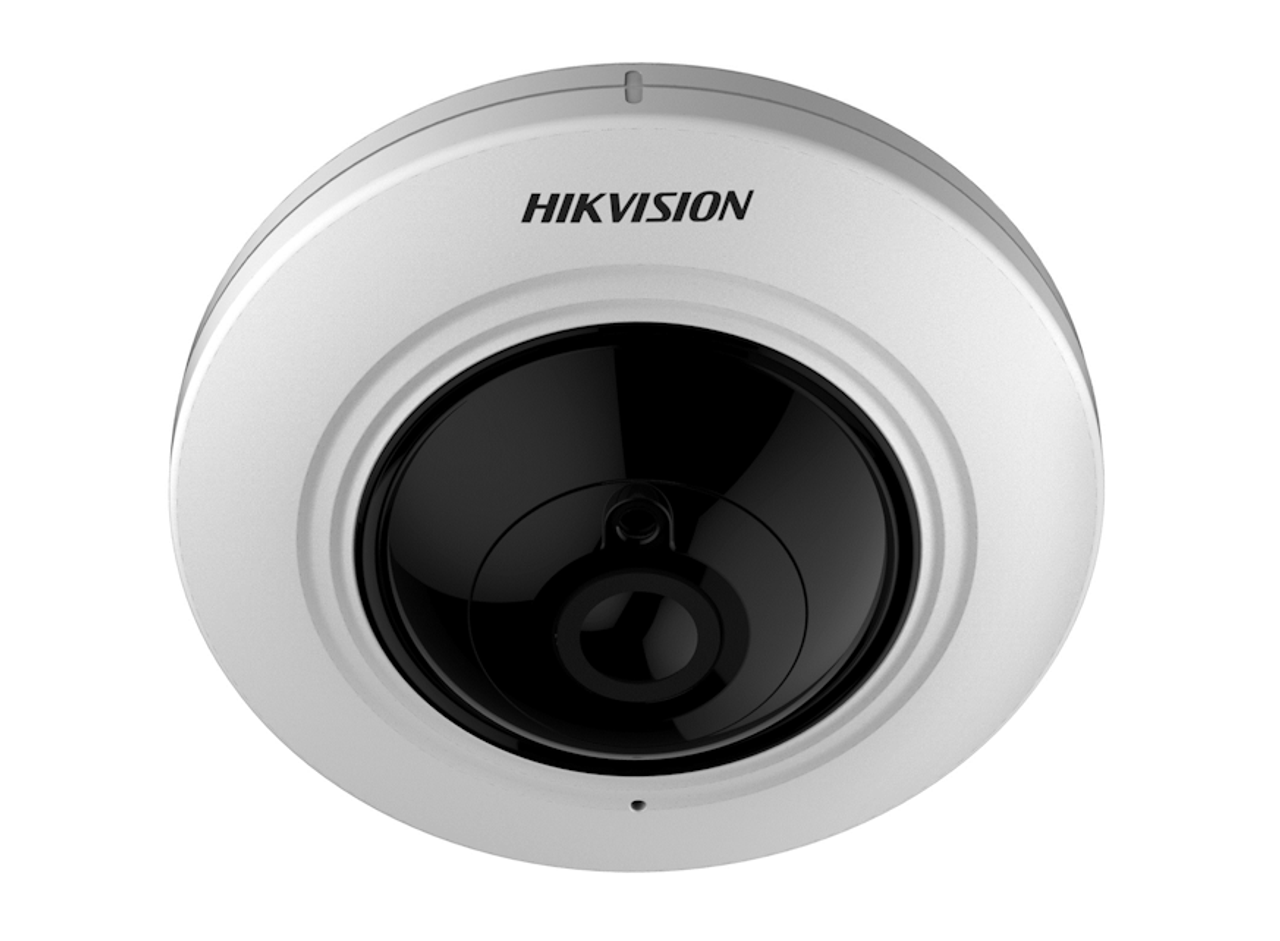 Hikvision DS-2CC52H1T-FITS HD 5MP IR Fisheye Internal Camera With Mic