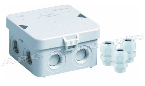 IP55 RATED JUNCTION BOX B BOX SERIES 95mmx95mmx57mm