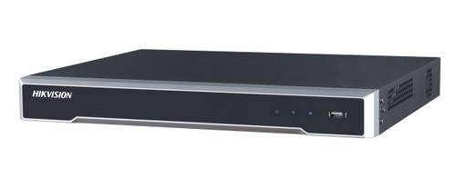 Hikvision DS-7616NI-K2/16P 16ch NVR Built In 16 Port POE Switch 160M Inbound bandwidth,