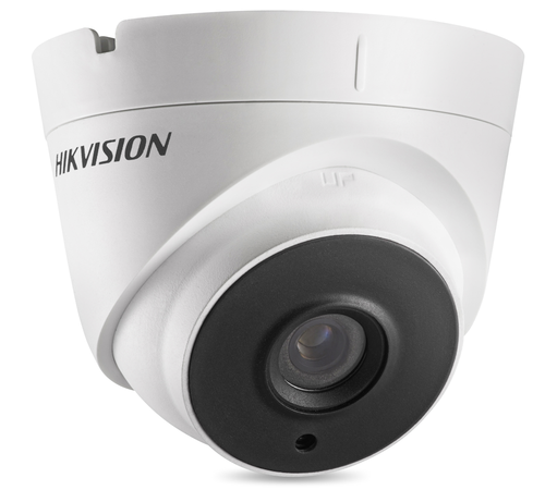 HIKVision Turbo HD TVI 2MP 2.8mm Lens Ultra Low Light EXIR Dome CCTV Camera DS-2CE56D8T-IT3E IP67 Weatherproof