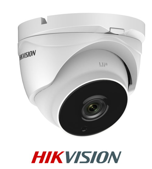 Hikvision DS-2CE56D8T-IT3ZE 2.8mm-12mm Motorised Lens HD-TVI 1080 2 Megapixel Dome Camera IP67 Rated