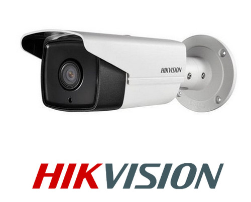 Hikvision DS-2CD2T43G0-I5 4MP IP Bullet Camera 4mm Lens EXIR Upto 50M Range