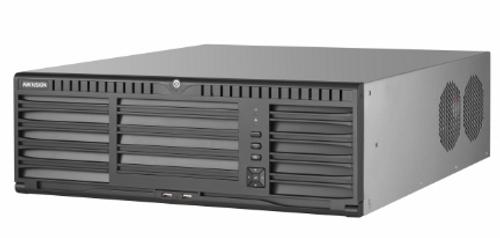Hikvision NVR DS-96128NI-I16/H 128ch NVR 512Mbps Inbound Bandwidth