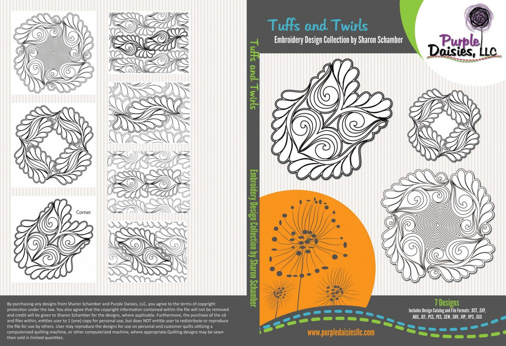 Tuffs and Twirls Collection