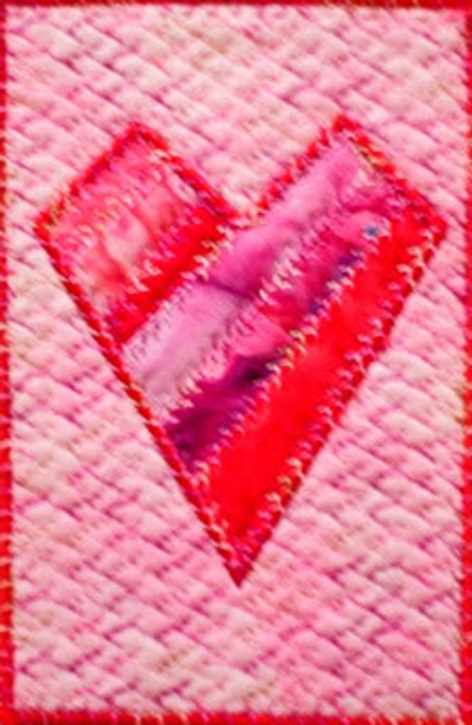 Heart Be Mine Postcard
