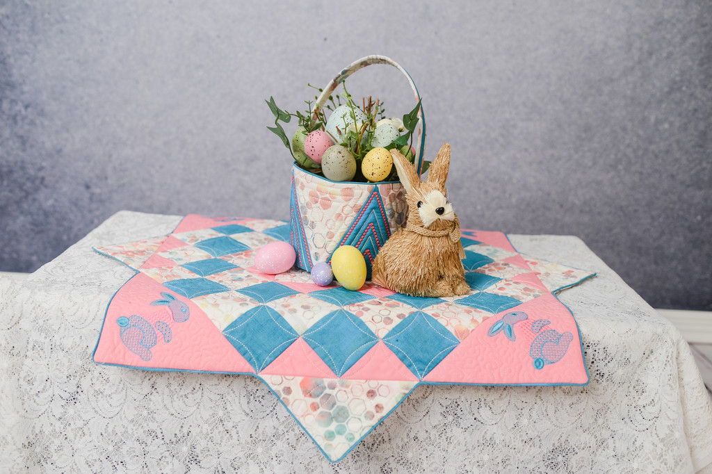 February Table Topper - Digital Download