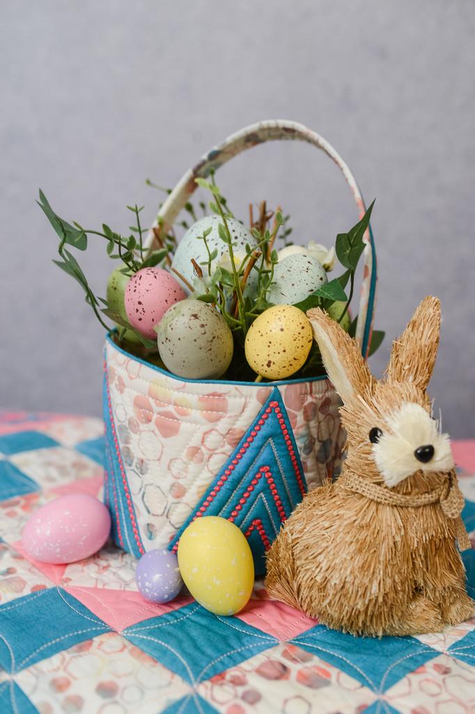 March Easter Basket - Digital Download