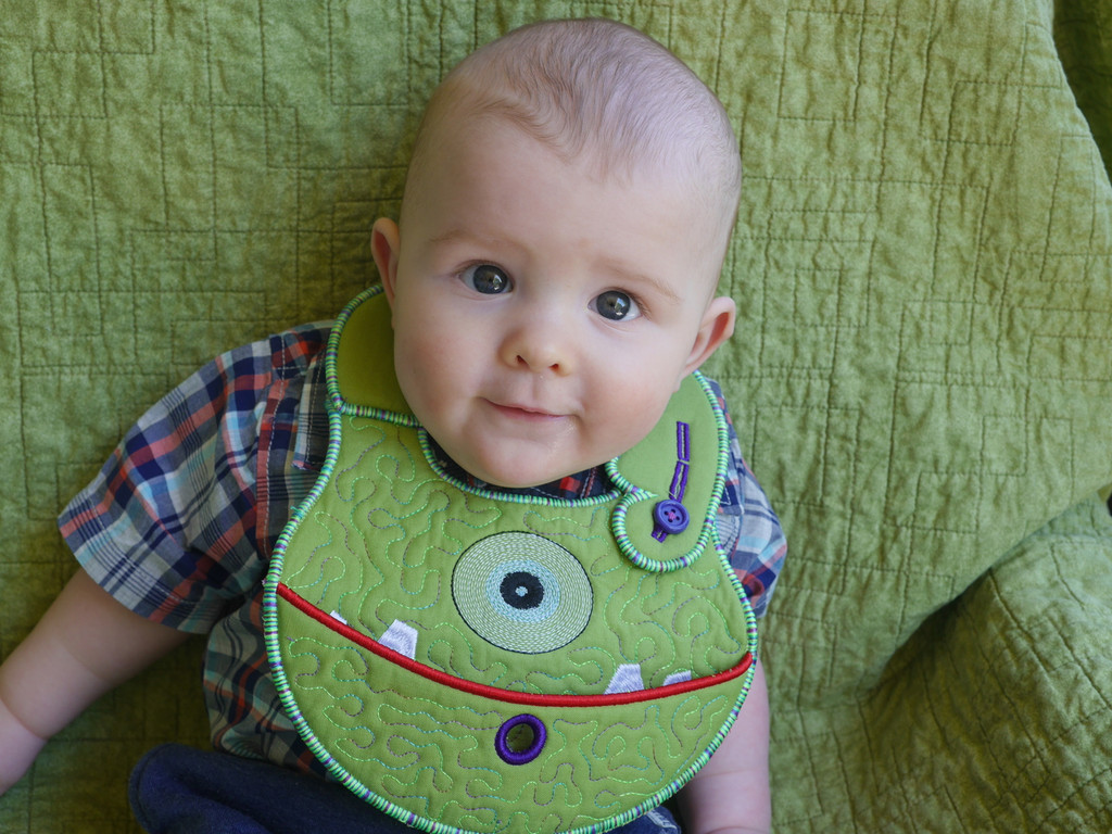 Monster Bibs Bundle
