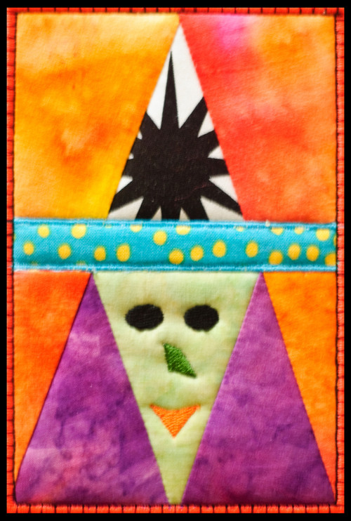 Witch Postcard & Table Runner