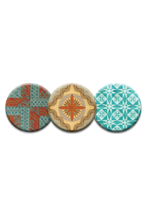 Journey By The Sea Magnet Collection (DropShip)