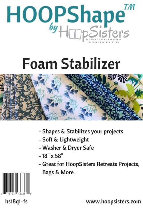 HOOPShape Foam Stabilizer