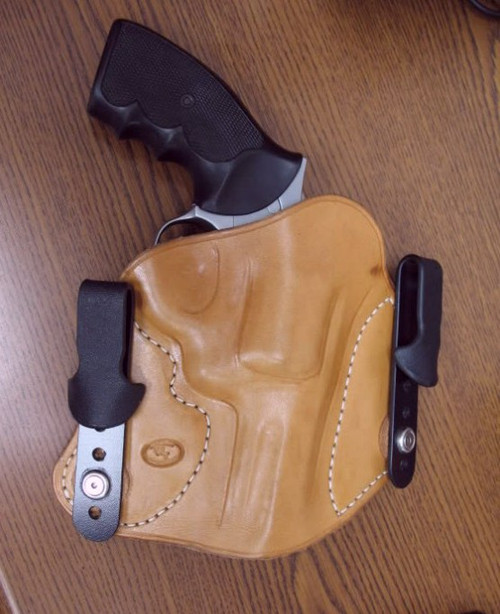 """Texas Heritage Revolver"" Holster"