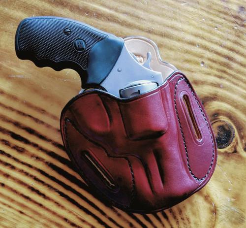 Revolver Pancake in Black Cherry