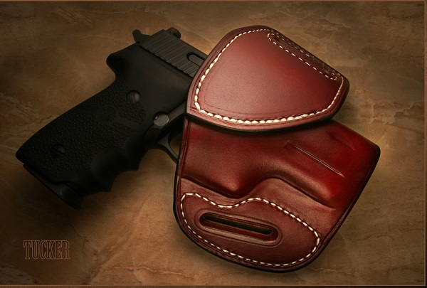 New Custom Holster Care & Break in Tips