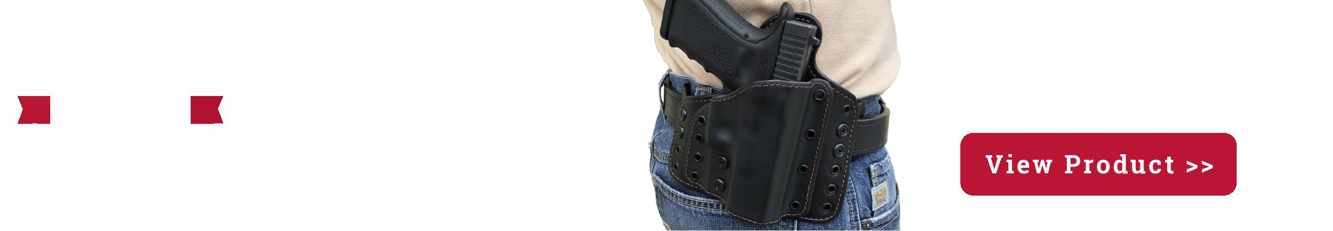 Leather Holsters | Custom Gun Holster | Tucker Gun Leather