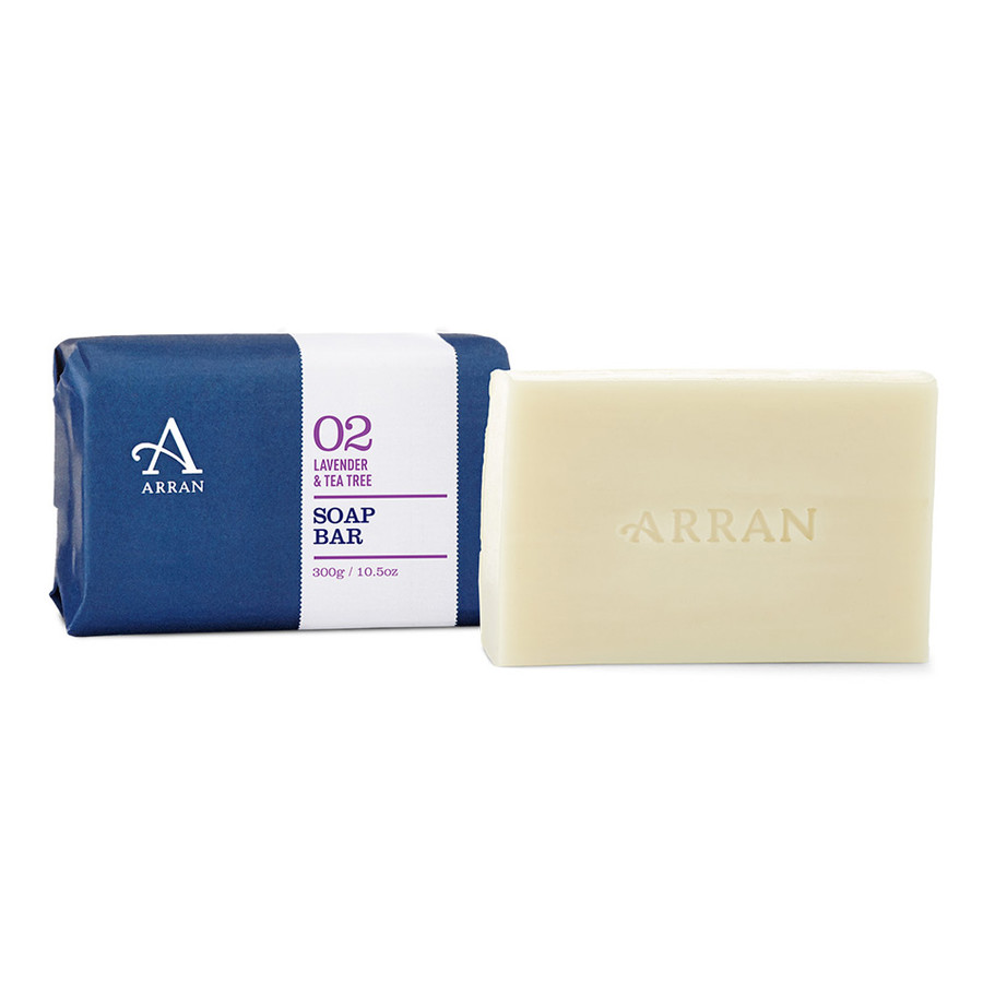 Lavender and Tea Tree Bar Soap