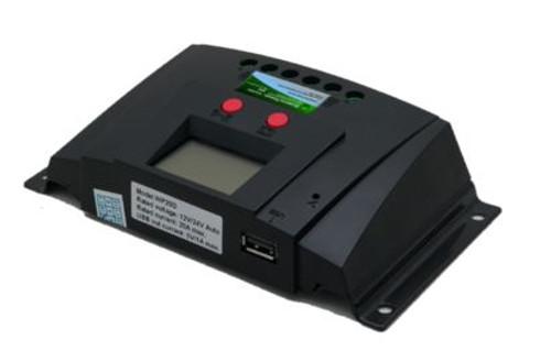 Bioenno Solar Charge Controller, 12/24V, 20A