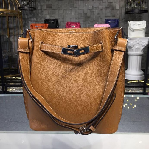 4f3c0e41c70c Hermes So Kelly Bag 26cm Togo Calfskin Bag Palladium Hardware Handstitched