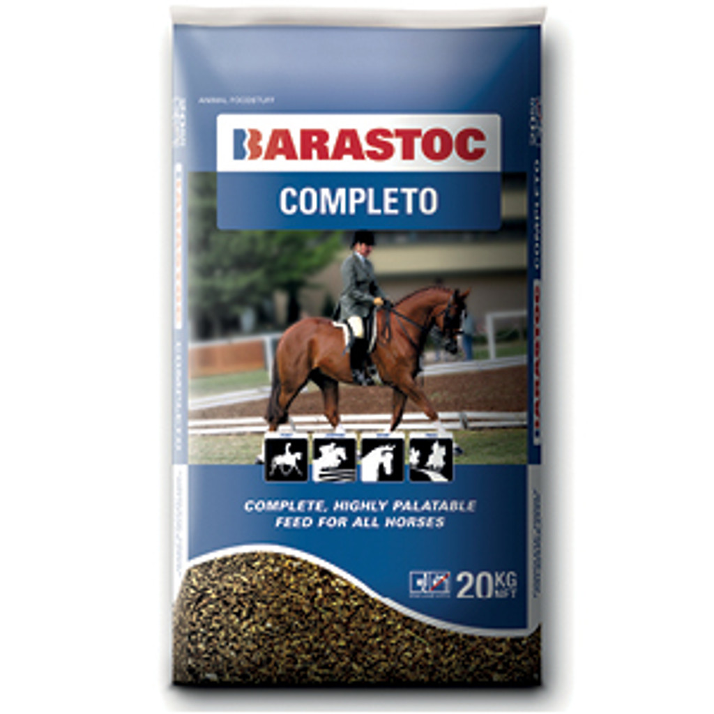 Barastoc Complete Performer (Completo) 20kg
