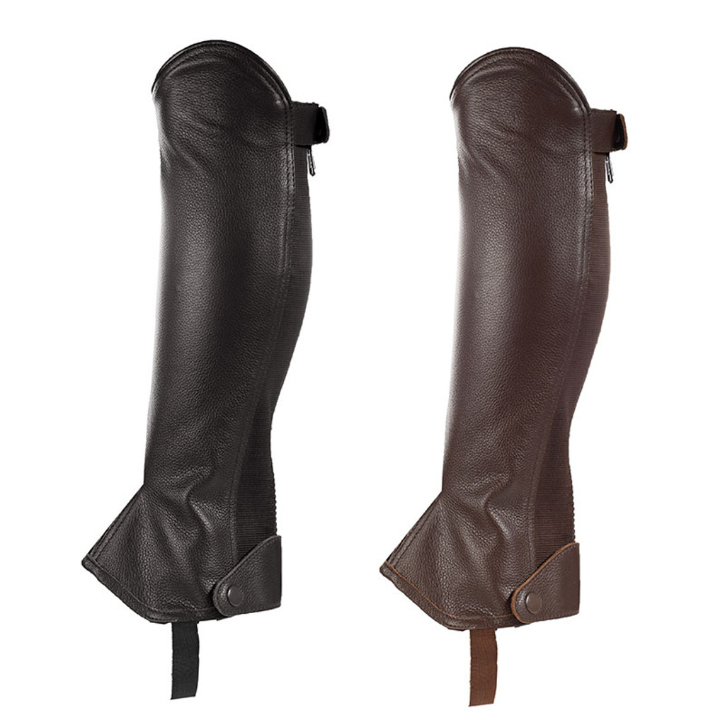 Horze Spirit Leather Chaps