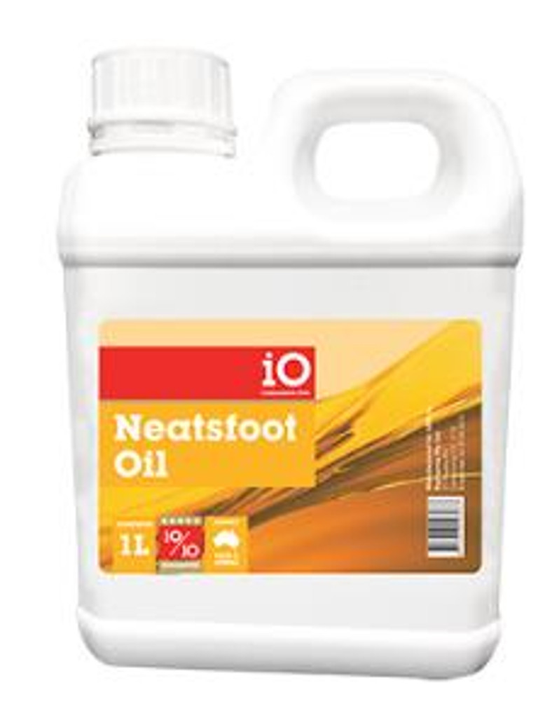 iO Neatsfoot Oil 1 Litre
