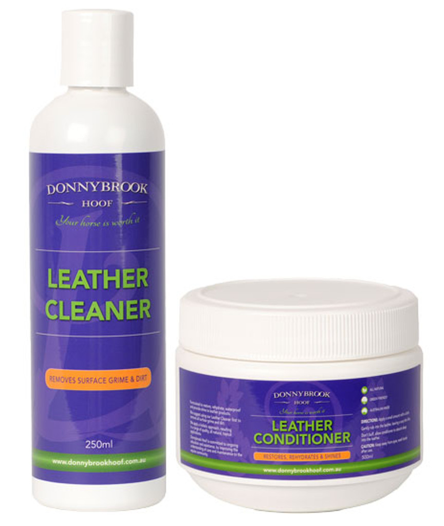 Donnybrook Hoof - Leather Care Pack