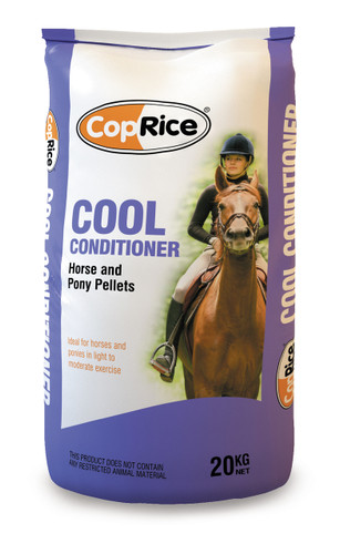 Coprice Cool Conditioner Horse Pellets 20kg