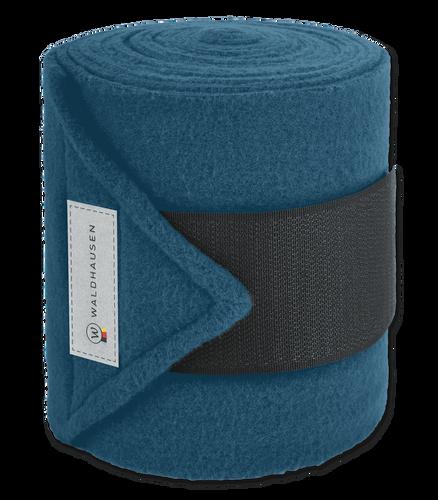 Waldhausen Esperia Polar Fleece Bandages - Deep Ocean Blue