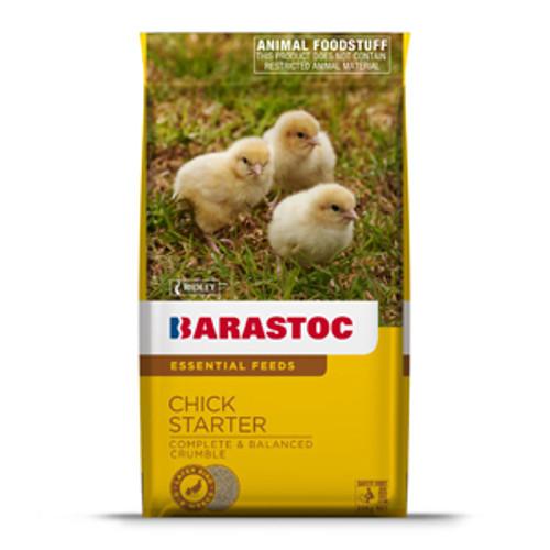 Barastoc Chick Starter Crumbles 20kg