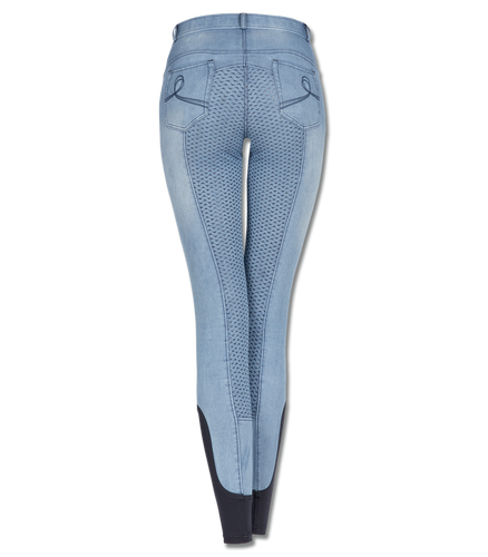 ELT Hope Denim Ladies Breeches - Size 46 (18)