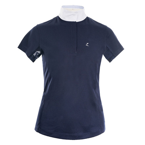 Horze Blaire Short Sleeved Show Shirt (Ladies)