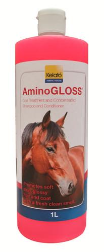 Kelato AminoGLOSS Shampoo 1L