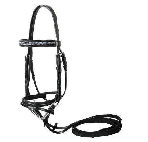Horze HGL Pony Bridle (Pony or Cob Sizes)