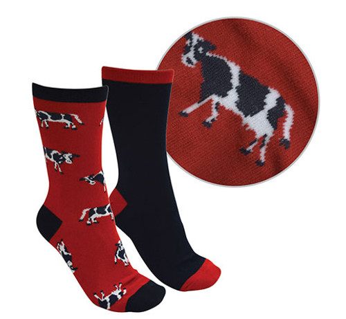 Thomas Cook Farmyard Socks (Kids) - Pack of 2