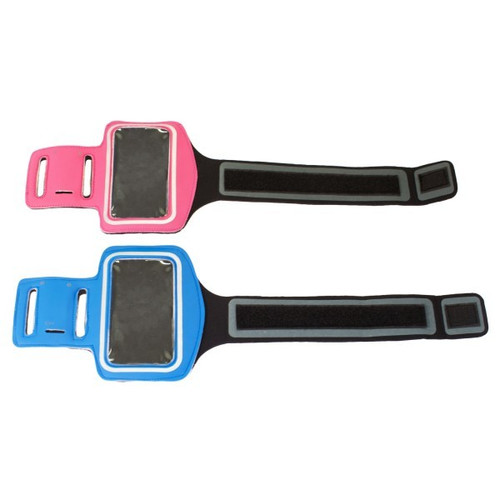 Smart Phone Arm Band (Blue)