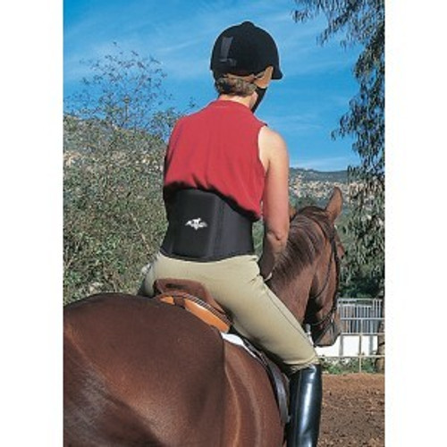 Professionals Choice Lower Back Horse Riding Support
