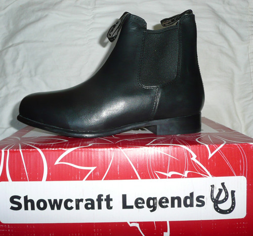 CLEARANCE: Showcraft 'Legends' Adults Riding Boots