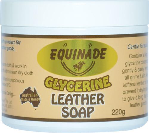 Equinade Glycerine Leather Soap 220 gram