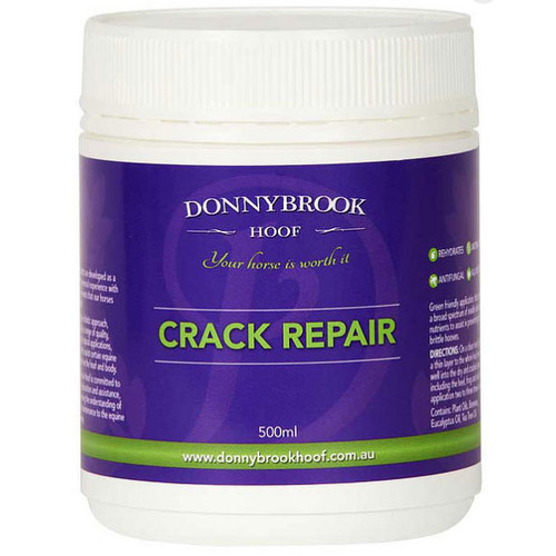 Donnybrook Hoof - Crack Repair