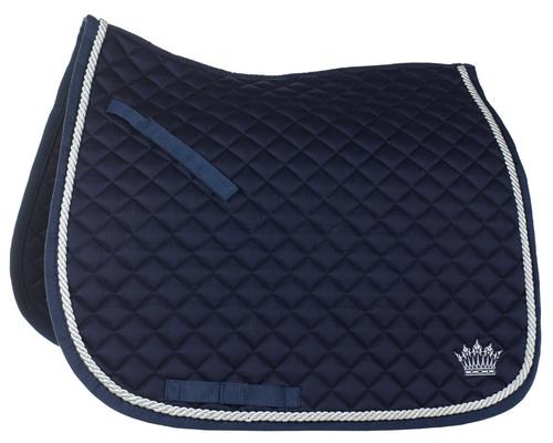 Horze Silvercord Dressage Saddle Pad