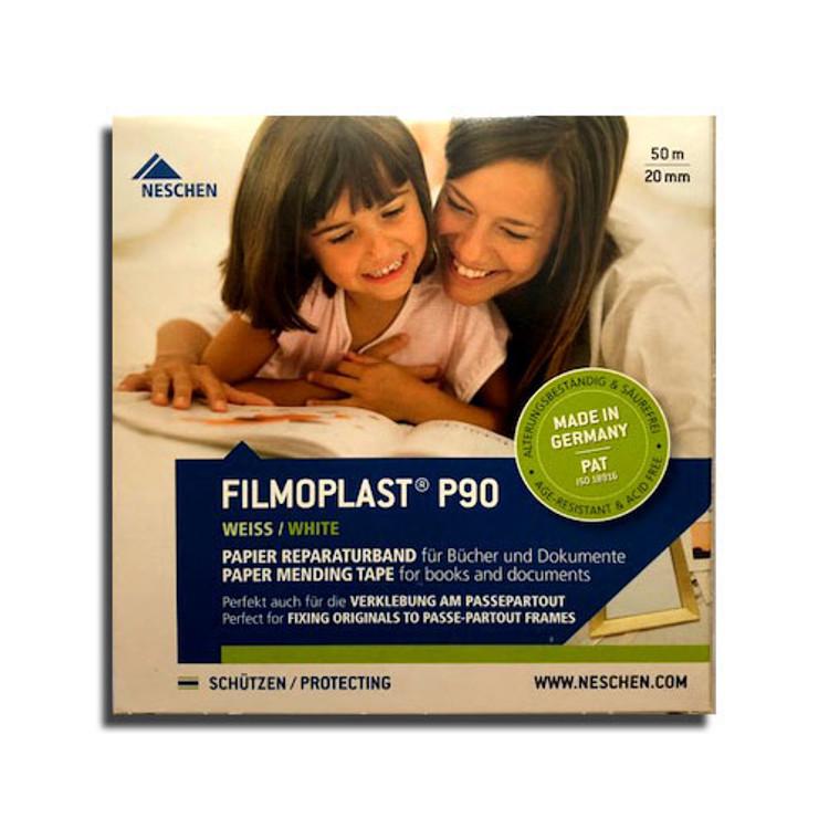 Acid-Free Tape - Filmoplast P 90