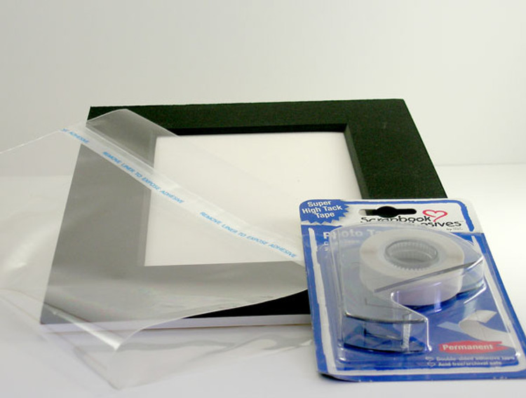 "8x10 Single 10 Pack (8 Ply) - includes 10 sets of mats, 1/8"" Acid-Free Foamcore backing, sleeves and tape!"