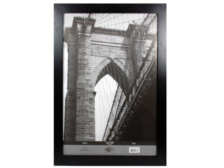 12 x 18 Wood Poster Frame