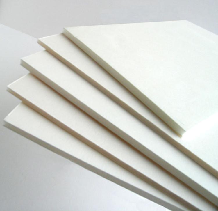 5 x 7 Acid Free White Foamcore 3/16