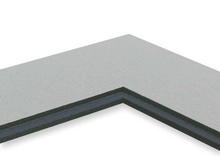 8x10 Double 25 Pack (Standard Black Core) -  includes mats, backing, sleeves and tape!