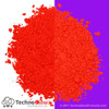Rocket Red Fluorescent UV Powder