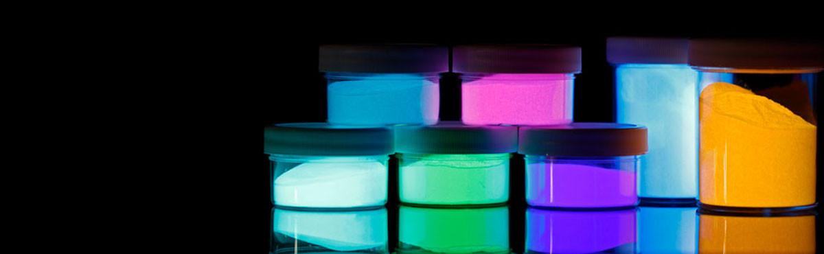 Glow in the Dark Powder Pigment