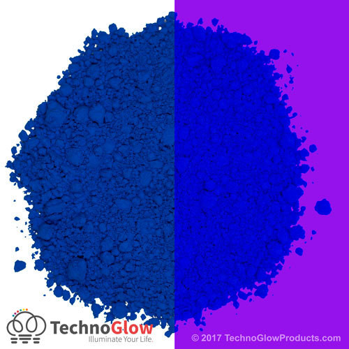 Blue Fluorescent UV Powder