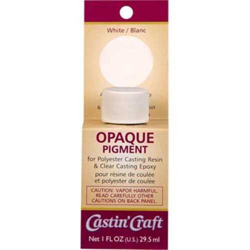 White Dye for Resin & Epoxy - Opaque